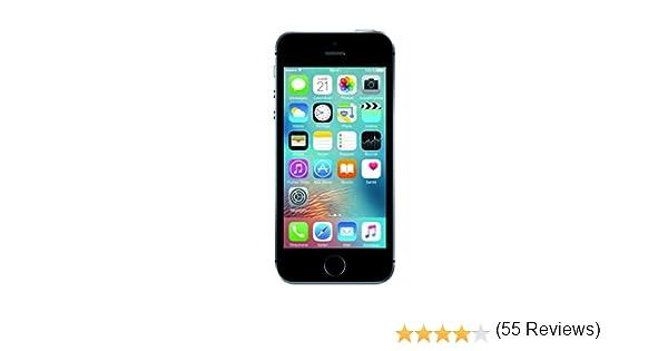 Apple iPhone SE - Smartphone de 4 (Chip A9, cámara de 12 MP, 16 ...