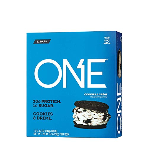 ONE Protein Bar - Cookies and Creme Diabetic Key Lime Pie