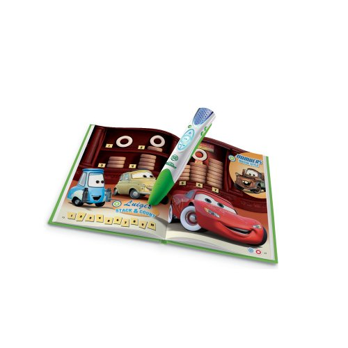 LeapFrog Tag Game Book: Pixar Pals Puzzle Time by LeapFrog (Image #1)
