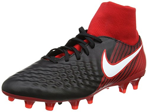 Nike Magista Onda II DF FG Men Soccer Cleats-Black Size: 6.5