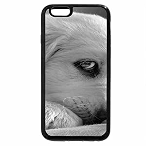 iPhone 6S Plus Case, iPhone 6 Plus Case (Black & White) - That's My Bed!!