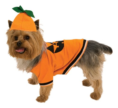 Rubie's Pumpkin Pet Costume, Small