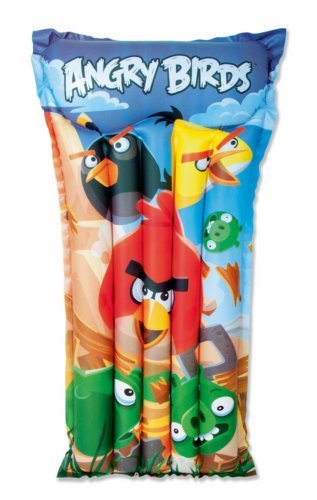 Angry Birds Interactive Inflatable Play Pool