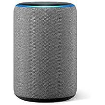 Echo (3ª geração) - Smart Speaker com Alexa - Cor Cinza