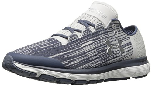 Silver Entrenamiento Zapatillas Apollo metallic Velociti De Mujer Gray Speedform glacier Armour Gray Para Under axqXTOfw