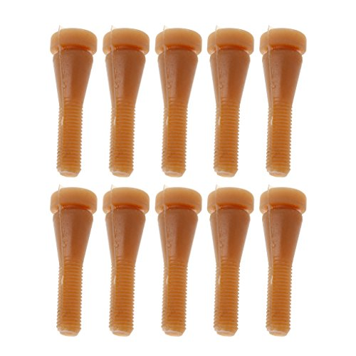 Teabtu Poultry Plucking Fingers Hair Removal Machine(10PCS)