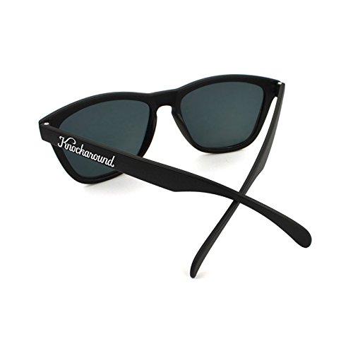 de Classic Premium Black Knockaround sol Sunset Gafas adqU6fxqw