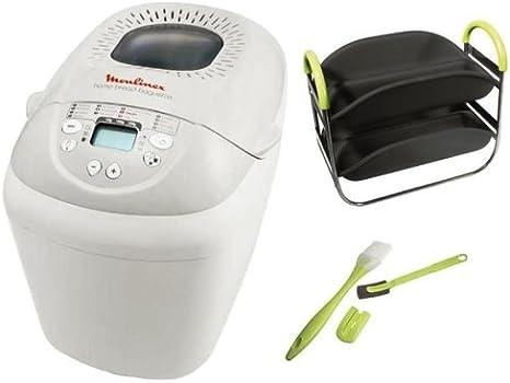 Moulinex OW5003 XXL - Máquina para hacer pan (1,5 kg) [Importado de Francia]: Amazon.es: Hogar