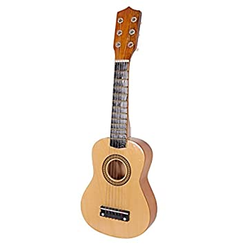 Amazon Com 21 Children S Acoustic Guitar Pick Strings Toy