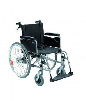 Silla de ruedas acción NG diseño de conejo con tambor freno, apoyabrazos corto, SB 43: Amazon.es: Salud y cuidado personal