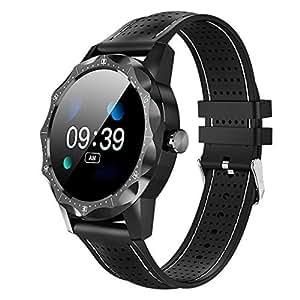 Amazon.com: NOMENI Smart Watch Fitness Tracker Heart Rate ...
