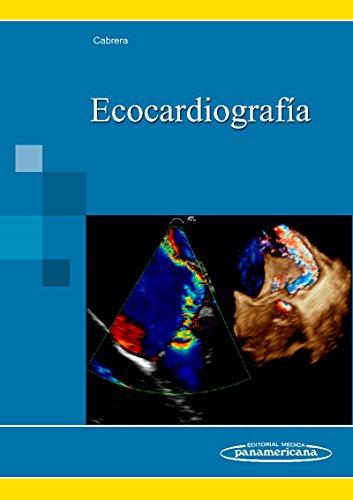 Descargar Libro Ecocardiografía Fernando Cabrera Bueno
