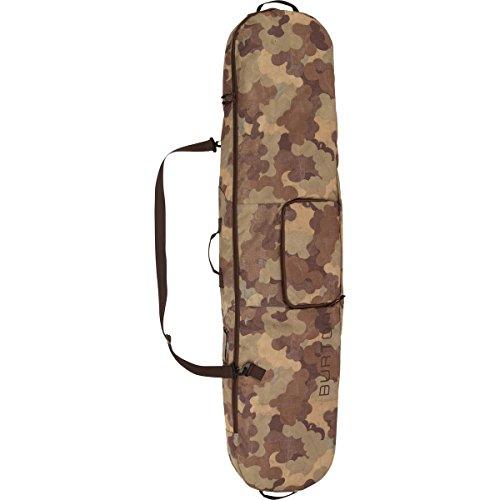 Burton Board Sack Snowboard Bag, Storm Camo Print, - Snowboard Bag Sack 156