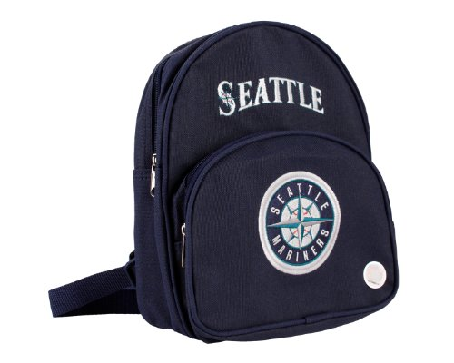 Seattle Mariners MLB Kids Mini mochila -
