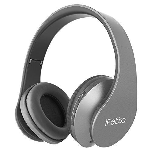 Bluetooth Headphones Foldable Over ear Headsets
