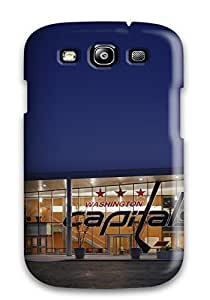 For DanRobertse Galaxy Protective Case, High Quality For Galaxy S3 Washington Capitals Hockey Nhl (21) Skin Case Cover