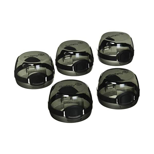 Safety 1st Stove Knob Covers, 5 Count 1