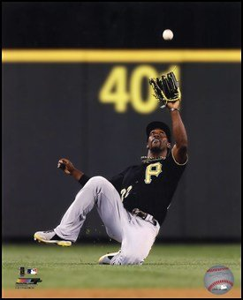 Andrew McCutchen 2013 Action Art Poster Print Unknown