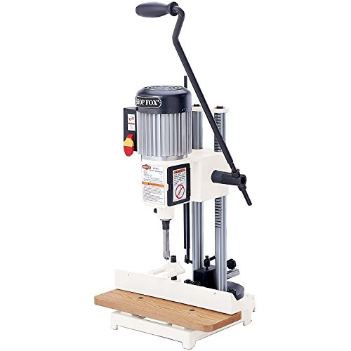 Shop Fox W1671 3/4 HP Heavy-duty Mortising Machine by Shop Fox