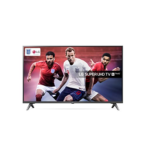 LG 49SK8000PLB 49-Inch Super UHD 4K HDR Premium Smart LED TV with Freeview...