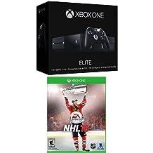 Xbox One 1TB Elite Bundle with NHL 16
