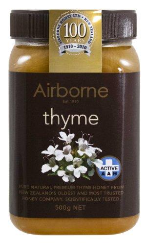 Airborne Zealand Thyme Honey 17 85oz