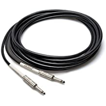Hosa GTR-210 Straight Guitar Cable, 10 feet