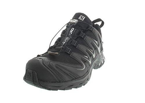 Pro Chaussures Noir Xa 3d Wxb5iqo De Salomon Homme Étain Randonnée tqccdf14S