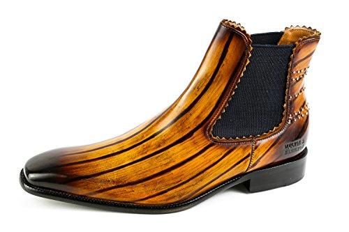 Melvin & Hamilton Herren Albert 4 Chelsea Boots Gelb