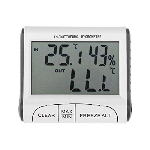 freeze alarm battery - 8