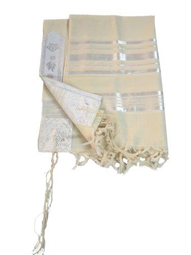 Jewish White/White/Silver...