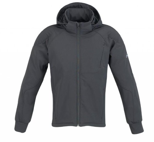 Alpinestars North Shore Tech Fleece Jacket Black Md (North Shore Riders)