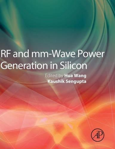 Rf Antenna Design (RF and mm-Wave Power Generation in Silicon)