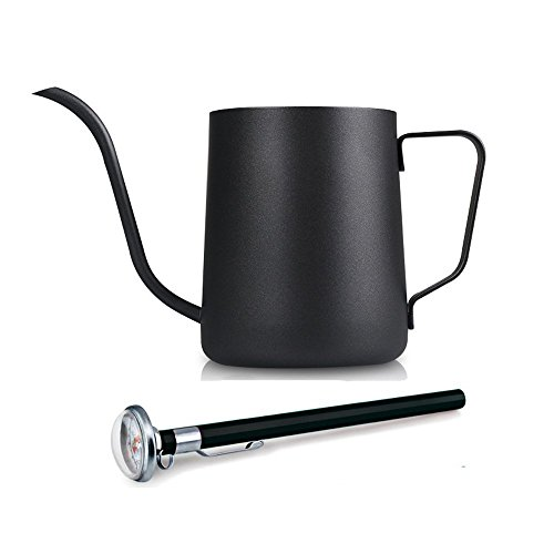 Stainless Kettle Narrow Coffee Thermometer product image