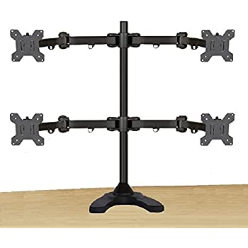 Amazon Com Siig 13 Inch To 24 Inch Monitor Desk Stand