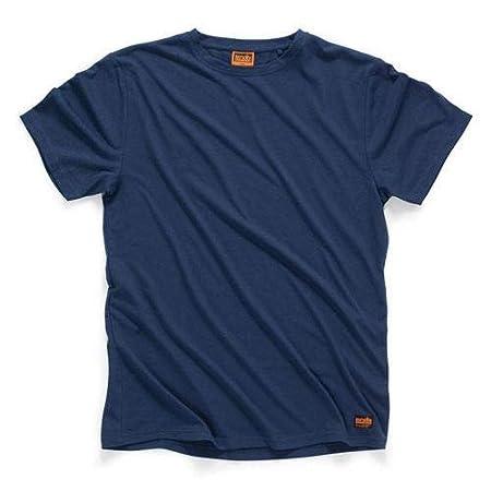 Scruffs T54678 Worker T-Shirt Navy