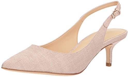 Ivanka Trump Women's Aleth Pump, Light Pink Fabric, 7 M US