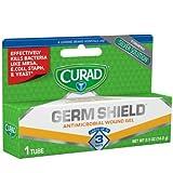 Curad Germ Shield Antimicrobial Gel 0.50 oz
