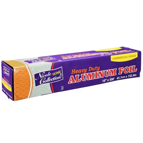 nicole-home-collection-00575-heavy-roll-aluminum-foil-18-x-500