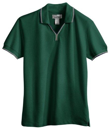 Tri Mountain Womens Golf Cut Special Mesh Air Circulation Polo Shirt