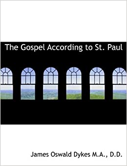 Book The Gospel According to St. Paul
