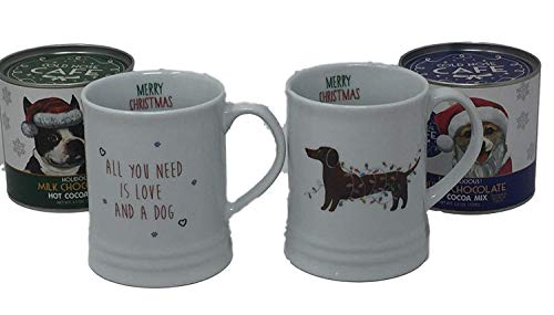 All You Need is Love and a Dog + Dachshund in Christmas for sale  Delivered anywhere in Canada
