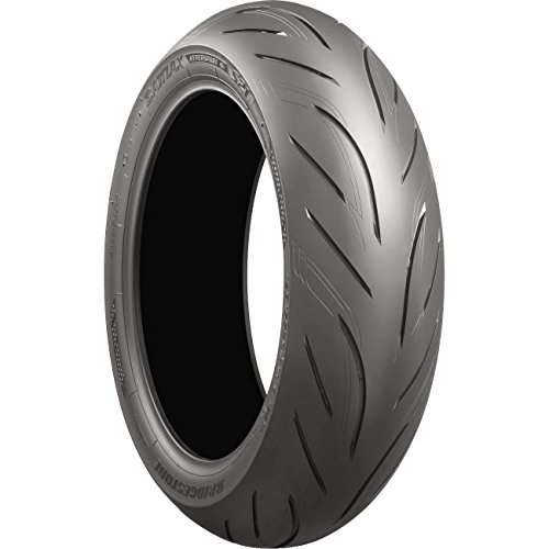 BRIDGESTONE Battlax S21 Hypersport Street Front & Rear Tire Set, 120/70-17 58W & 180/55-17 73W by Bridgestone (Image #2)