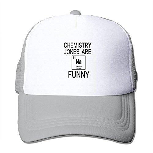 Cool Respect Chemistry Adult Baseball Trucker Hat Cap One Size Ash
