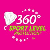 Playtex Sport Tampons with Flex-Fit