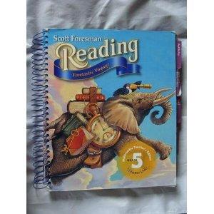 Scott Foresman Reading Fantastic Voyage Multimedia Teacher S Edition Grade 5 Volume One