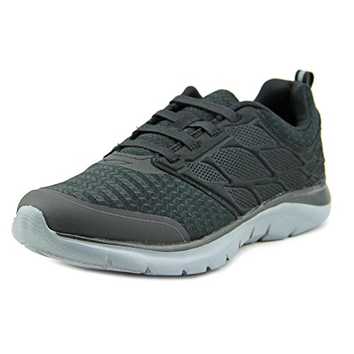 Easy Spirit Megabite Women US 8 W Black Sneakers