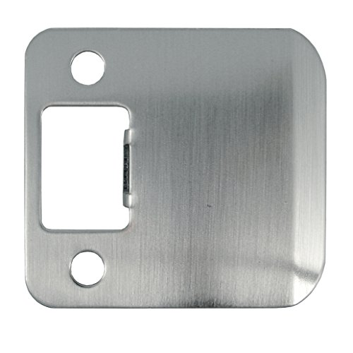 (Stone Harbor Hardware 50102-26D Extended Lip Strike Plate with 2