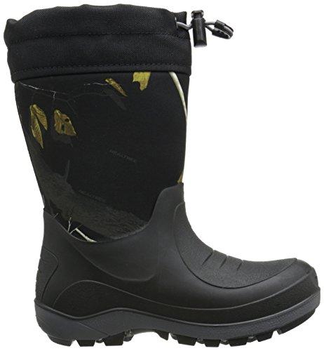 Kamik Stormin 2 Mini Snow Boot (Little Kid/Big Kid) Black