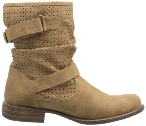 Skechers Mad Dash, Boots femme Marron (Tan)